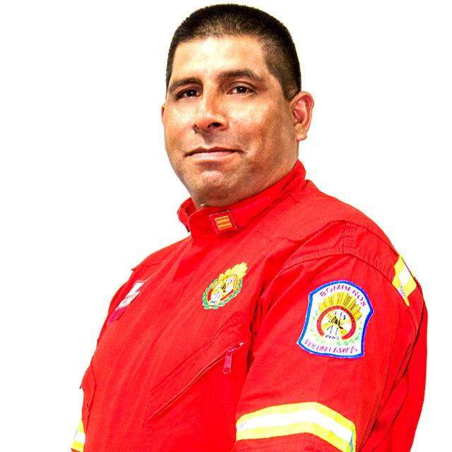HUAMAN FLORES, Enrique Hernán